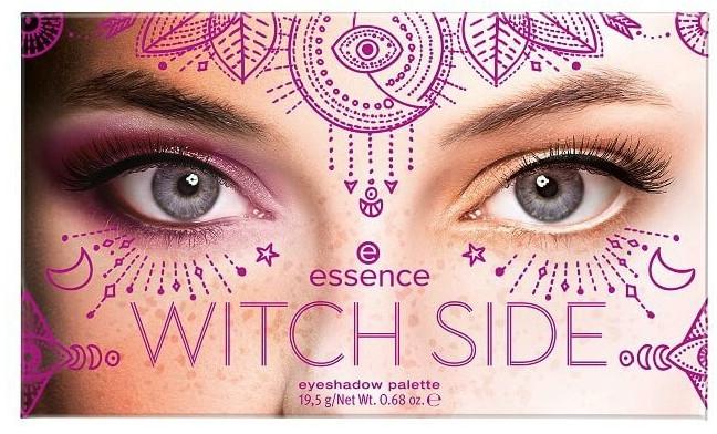 Палетка теней для век - Essence Witch Side Eyeshadow Palette