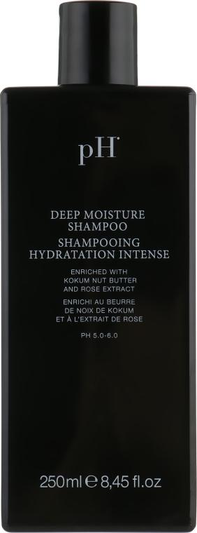 "Шампунь ""Глубокое увлажнение"" - Ph Laboratories Deep Moisture Shampoo"