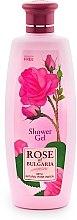 Духи, Парфюмерия, косметика Гель для душа с розовой водой - BioFresh Shower Gel