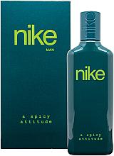 Духи, Парфюмерия, косметика Nike Spicy Attitude Man - Туалетная вода