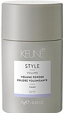Духи, Парфюмерия, косметика Пудра для объема волос №71 - Keune Style Volume Powder
