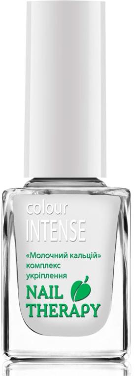 "Покрытие для ногтей ""Молочный кальций"" - Colour Intense Nail Therapy"