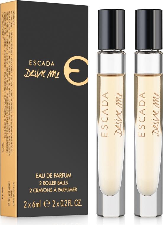 Escada Desire Me - Парфюмированная вода (roll-on)