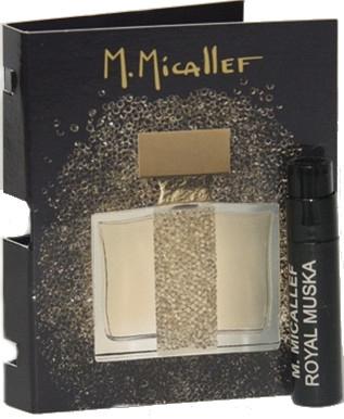 M. Micallef Royal Muska - Парфюмированная вода (пробник)