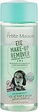 Духи, Парфюмерия, косметика Двухфазное средство для демакияжа глаз - Petite Maison Eye Make-up Remover