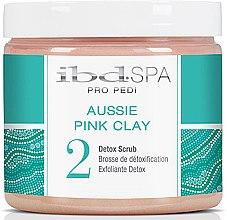 Духи, Парфюмерия, косметика Скраб для рук и ног с розовой глиной - IBD Aussie Pink Clay Detox Scrub