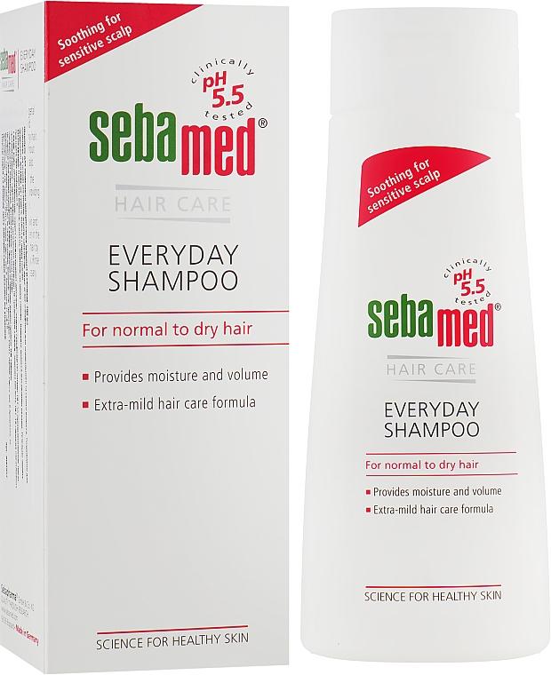 Шампунь для номальных и сухих волос - Sebamed Classic Everyday Shampoo