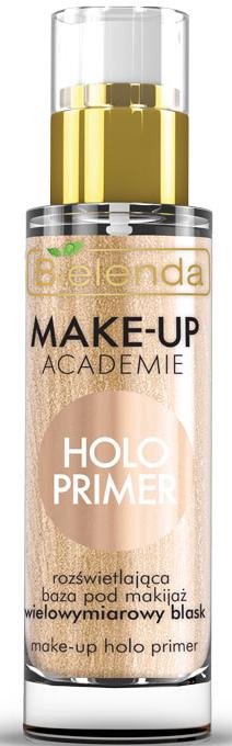 Голографическая основа для макияжа - Bielenda Make-Up Academie Holo Primer