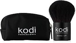 Духи, Парфюмерия, косметика Кисть кабуки, черная - Kodi Professional