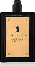 Antonio Banderas The Golden Secret - Туалетная вода (тестер без крышечки) — фото N1