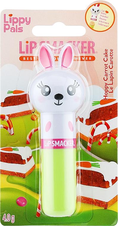 "Бальзам для губ ""Морковный пирог"" - Lip Smacker Lippy Pal Bunny"