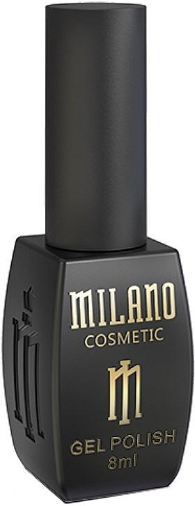 Гель-лак для ногтей - Milano Sensor Gel Polish