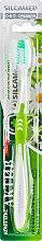 """Духи, Парфюмерия, косметика Зубная щетка """"Актив комплекс"""", салатовая - Silca Silcadent Soft"""
