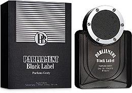 Духи, Парфюмерия, косметика Parfums Genty Parliament Black Label - Туалетная вода