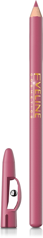 Контурный карандаш для губ - Eveline Cosmetics Max Intense Colour