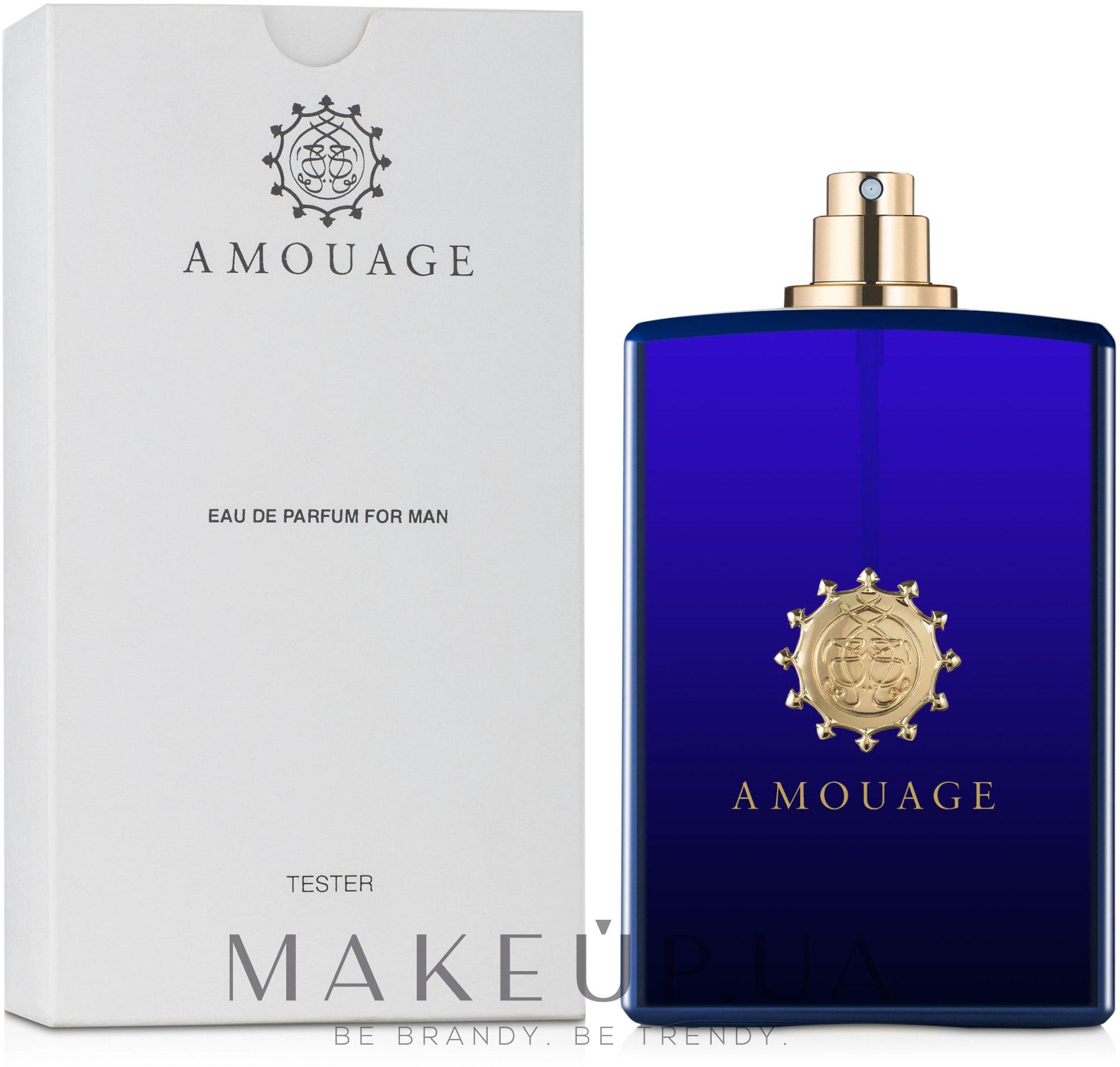 Amouage Interlude for Man - Парфумована вода (тестер без кришечки) — фото 100ml