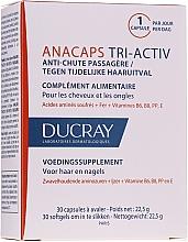 Духи, Парфюмерия, косметика Пищевая добавка для кожи головы, волос и ногтей - Ducray AnaCaps Tri-Activ Capsule