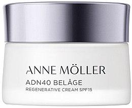 Духи, Парфюмерия, косметика Дневной крем для нормальной и комбинированной кожи - Anne Moller ADN40 Belage Regenerative Cream SPF15