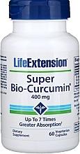 "Духи, Парфюмерия, косметика Пищевая добавка ""Супер био-куркумин"" - Life Extension Super Bio-Curcumin"