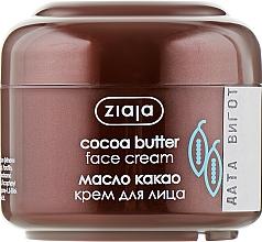 """Крем для лица """"Масло какао"""" - Ziaja Face Cream — фото N1"""