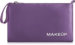 Парфумерія, косметика Косметичка фіолетова - MakeUp