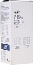 Духи, Парфюмерия, косметика Двухсторонние ватные диски - Klairs Toner Mate 2In1 Cotton Pad