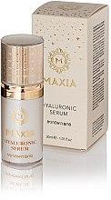 Духи, Парфюмерия, косметика Сыворотка на основе гиалуроновой кислоты - Maxia Gold Hyaluronic Serum