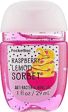"""Антибактериальный гель для рук """"Raspberry Lemon Sorbet"""" - Bath and Body Works Anti-Bacterial Hand Gel"""