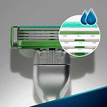 Сменные кассеты для бритья - Gillette Mach3 Sensitive — фото N3