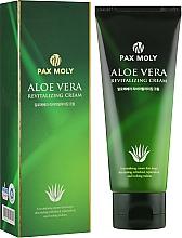 Духи, Парфюмерия, косметика Крем для лица с экстрактом алоэ вера - Pax Moly Aloe Vera Revitalizing Cream
