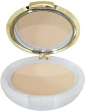 Духи, Парфюмерия, косметика Компактная кремовая пудра - Layla Cosmetics Creamy Powder