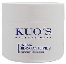 "Духи, Парфюмерия, косметика Крем для ног ""Увлажняющий"" - Kuo's Beauty Foot Feet Cream Moisturizing"