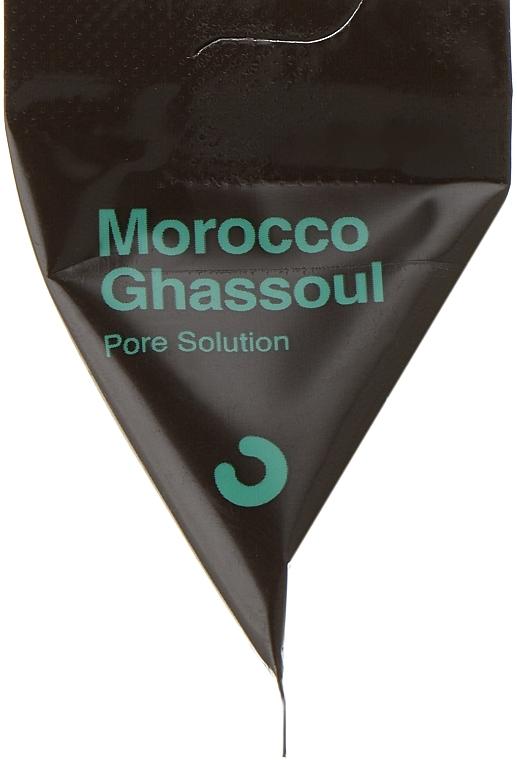 Пенка для умывания - Too Cool For School MoroCCo Ghassoul Foam Cleanser (пробник)
