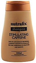 Духи, Парфюмерия, косметика Шампунь для волос со стимулирующим кофеином - Nutrafix Shampoo With Stimulating Caffeine