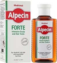 Духи, Парфюмерия, косметика Тоник интенсивный для кожи головы - Alpecin Medical Forte