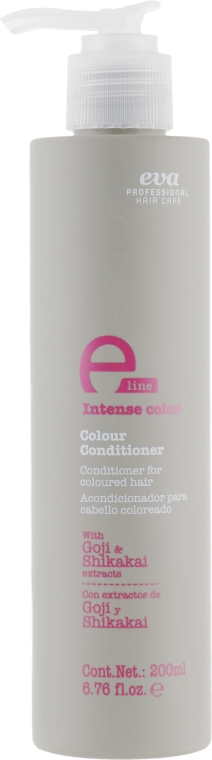 Кондиционер для окрашенных волос - Eva Professional E-Line Colour Conditioner