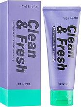 Духи, Парфюмерия, косметика Маска-пленка увлажняющая - Eunyul Clean & Fresh Intense Moisture Peel Off Pack