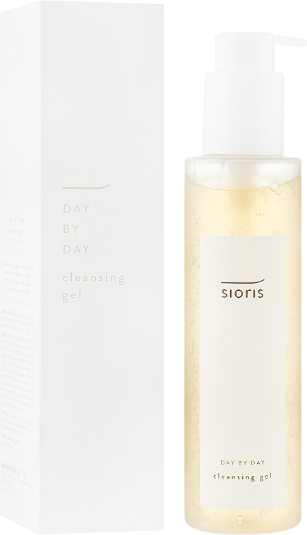 Гель с цитрусовыми экстрактами - Sioris Day By Day Cleansing Gel