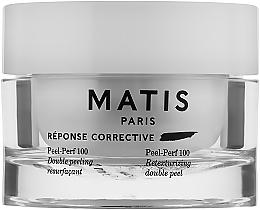 Духи, Парфюмерия, косметика Ретекстурирующий двойной пилинг - Matis Reponse Corrective Peel-Perf 100 Double Peel