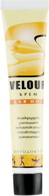 "Крем для ног ""Velour"" - Фитодоктор"
