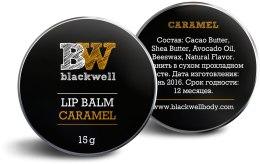 "Духи, Парфюмерия, косметика Бальзам для губ ""Карамель"" - Blackwell Lip Balm"
