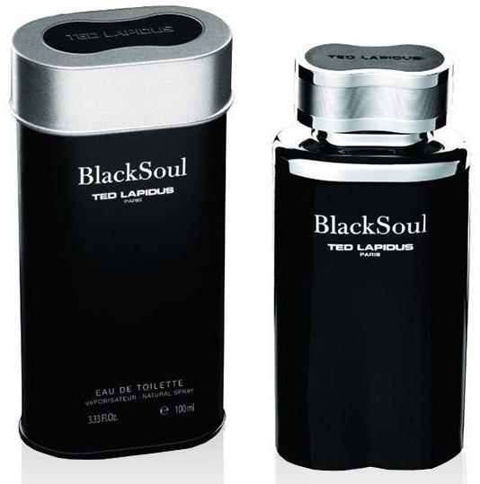 Ted Lapidus Black Soul - Туалетная вода