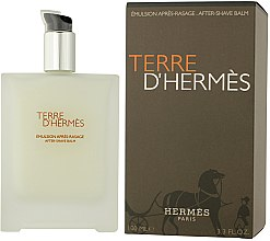 Духи, Парфюмерия, косметика Hermes Terre dHermes - Бальзам после бритья