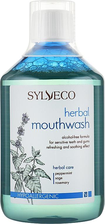 Ополаскиватель для полости рта - Sylveco Herbal Mouthwash