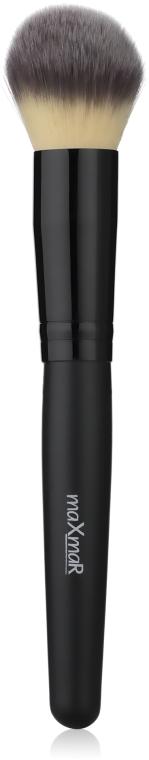 Кисть для пудры, румян и бронзатора, MB-132 - MaxMar