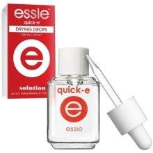 Парфумерія, косметика Засіб для висушування лаку в краплях - Essie Quick-E Dryng Drops