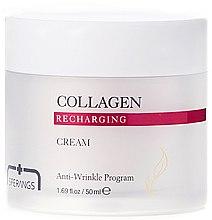 Духи, Парфюмерия, косметика Крем для восстановления синтеза коллагена - Sferangs Collagen Recharging Cream (тестер)
