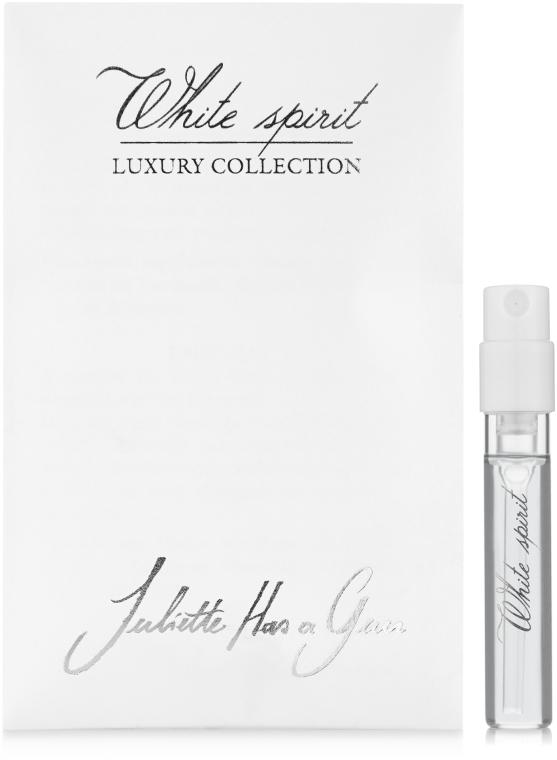 Juliette Has A Gun White Spirit - Парфюмированная вода (пробник)
