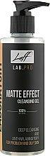 Духи, Парфюмерия, косметика Противовоспалительный гель для умывания с экстрактом календулы и эффектом матирования - Luff Laboratory Matte Effect Cleansing Gel