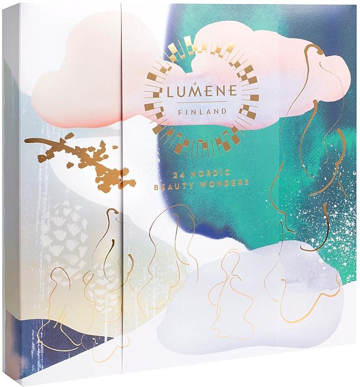 "Набор ""Адвент-календарь"" - Lumene 24 Nordic Beauty Wonders"